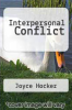 cover of Interpersonal Conflict