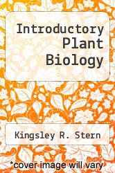 Cover of Introductory Plant Biology 2 (ISBN 978-0697047137)