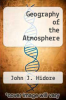 cover of Geography of the Atmosphere (2nd edition)