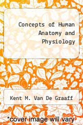 Cover of Concepts of Human Anatomy and Physiology 3RD 92 (ISBN 978-0697097163)