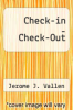 cover of Check-in - Check-Out (4th edition)
