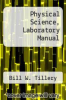 cover of Physical Science, Laboratory Manual (2nd edition)