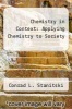 cover of Chemistry in Context: Applying Chemistry to Society (3rd edition)