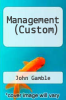 cover of Management (Custom)