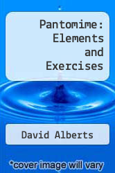 Cover of Pantomime: Elements and Exercises EDITIONDESC (ISBN 978-0700600755)