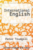 cover of International English (2nd edition)