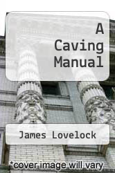 Cover of A Caving Manual EDITIONDESC (ISBN 978-0713419047)