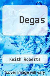 Cover of Degas EDITIONDESC (ISBN 978-0714827575)