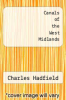 cover of Canals of the West Midlands (3rd edition)