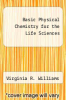 cover of Basic Physical Chemistry for the Life Sciences (3rd edition)