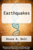 cover of Earthquakes