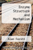 cover of Enzyme Structure and Mechanism