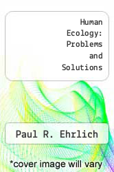 Cover of Human Ecology: Problems and Solutions EDITIONDESC (ISBN 978-0716705956)