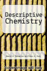 Cover of Descriptive Chemistry 85 (ISBN 978-0716717065)