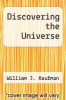 cover of Discovering the Universe (2nd edition)