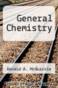 cover of General Chemistry (3rd edition)