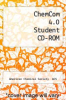 cover of ChemCom 4.0 Student CD-ROM (4th edition)