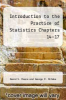 cover of Introduction to the Practice of Statistics Chapters 14-17 (5th edition)