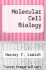 cover of Molecular Cell Biology (5th edition)