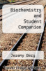 cover of Biochemistry and Student Companion (5th edition)