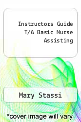 Cover of Instructors Guide T/A Basic Nurse Assisting EDITIONDESC (ISBN 978-0721600956)