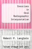cover of Exercises in Oral Radiographic Interpretation (2nd edition)