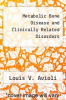 cover of Metabolic Bone Disease and Clinically Related Disorders (2nd edition)