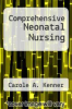cover of Comprehensive Neonatal Nursing