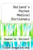 cover of Dorland`s Pocket Medical Dictionary (22nd edition)