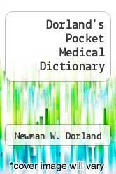 Cover of Dorland
