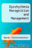 cover of Dysrhythmia Recognition and Management (2nd edition)