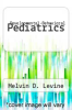 cover of Developmental-Behavioral Pediatrics (2nd edition)