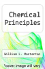 cover of Chemical Principles (4th edition)