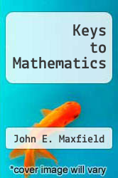 Cover of Keys to Mathematics EDITIONDESC (ISBN 978-0721661933)