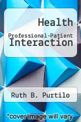 Cover of Health Professional-Patient Interaction 2 (ISBN 978-0721674094)