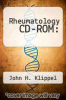 cover of Rheumatology CD-ROM: (2nd edition)
