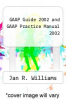 cover of GAAP Guide 2002 and GAAP Practice Manual 2002