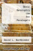 cover of Basic Bankruptcy Law for Paralegals (6th edition)