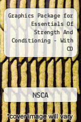 Cover of Graphics Package for Essentials Of Strength And Conditioning - With CD 2ND 02 (ISBN 978-0736042239)