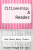 cover of Citizenship: A Reader