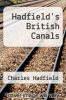 cover of Hadfield`s British Canals (8th edition)