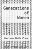 cover of Generations of Women