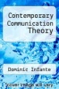 cover of Contemporary Communication Theory