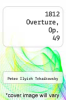 cover of 1812 Overture, Op. 49