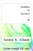 cover of Grammar in Context : 3a (3rd edition)