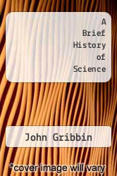 Cover of A Brief History of Science EDITIONDESC (ISBN 978-0760711835)