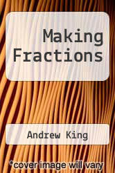 Cover of Making Fractions EDITIONDESC (ISBN 978-0761307235)