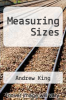 cover of Measuring Sizes