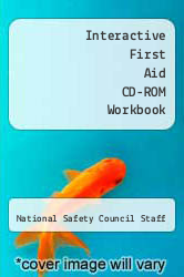 Cover of Interactive First Aid CD-ROM Workbook EDITIONDESC (ISBN 978-0763703585)