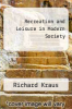 cover of Recreation and Leisure in Modern Society (5th edition)
